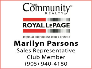 Logo-Royal LePage - Marilyn Parsons